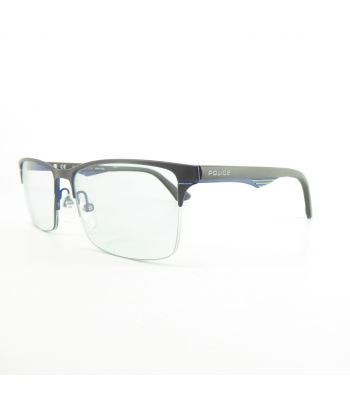 Police Blackbird 6 VPL468 Semi-Rimless H7980